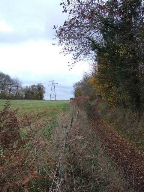 Bridleway to Crabtree Lane