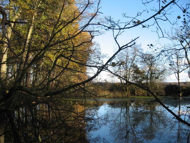 Big Pond, Croxteth Country Park