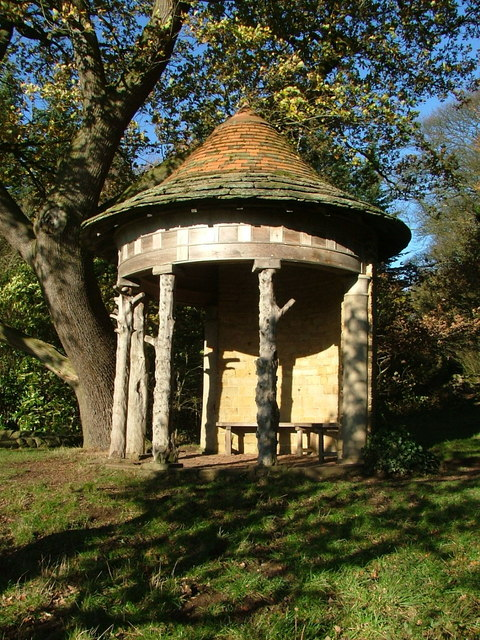Summer house, Deffer Wood