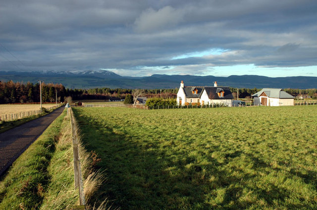 The Paddocks, a house on the Black Isle