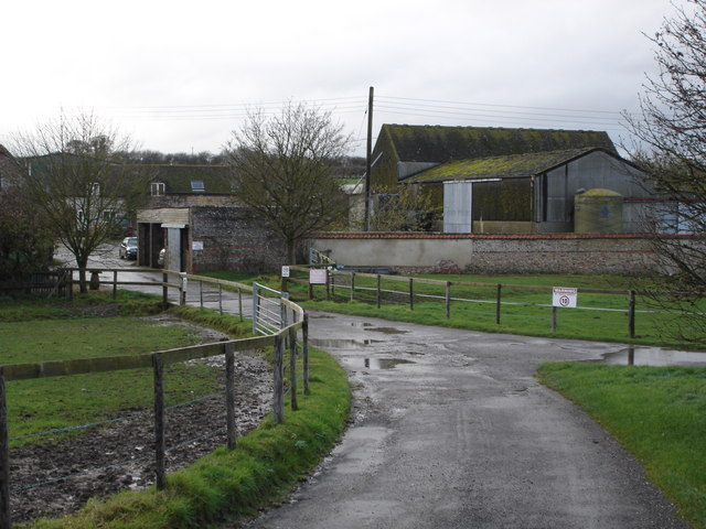 Manor Farm, Sixpenny Handley