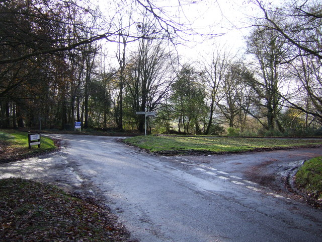 Lane Junction Nr Clouds House  East Knoyle