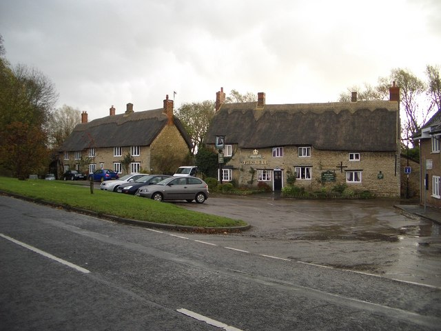 The Bell Public House at Odell
