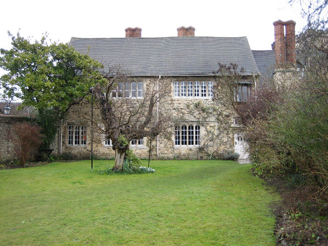 The Old Parsonage, Iffley