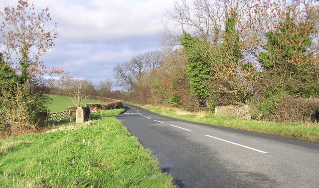 Coal Burn Bridge : Wigdan Walls Road