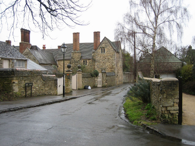 Mill Lane, Iffley