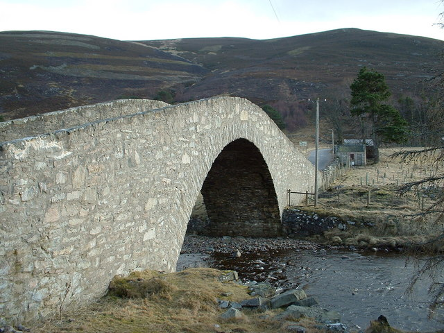 Gairnshiel Bridge