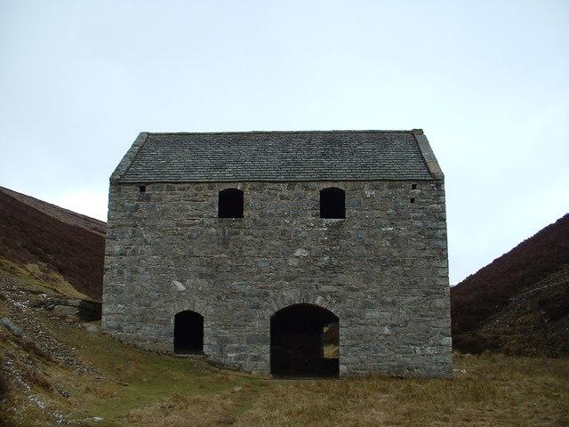 Lecht Mine (disused)