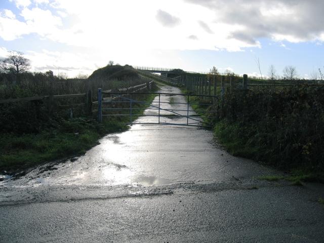 Farm Road off Bretton Road