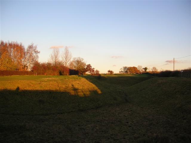 Field dip - High Catton