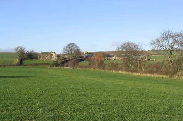Lochton Farm near Birgham
