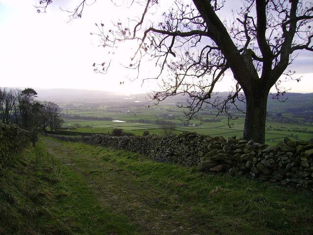 Bridleway to Brownthwaite