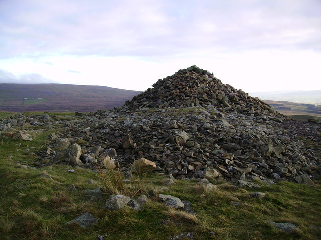Cairn ,Brownthwaite Pike