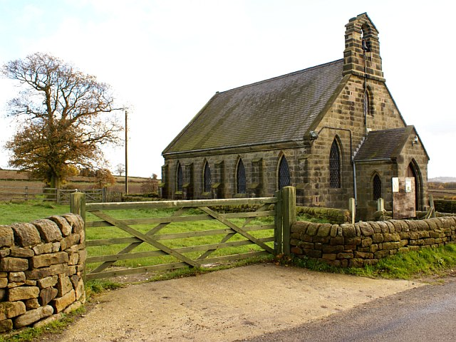 St Lawrence Church, Shottle