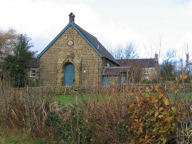 Methodist chapel, Shottle