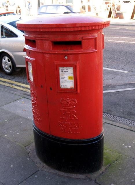 Double Postbox
