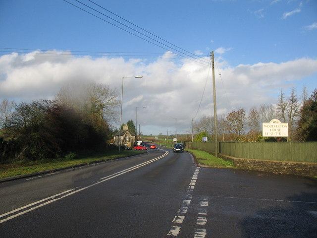 A36 at Woolverton