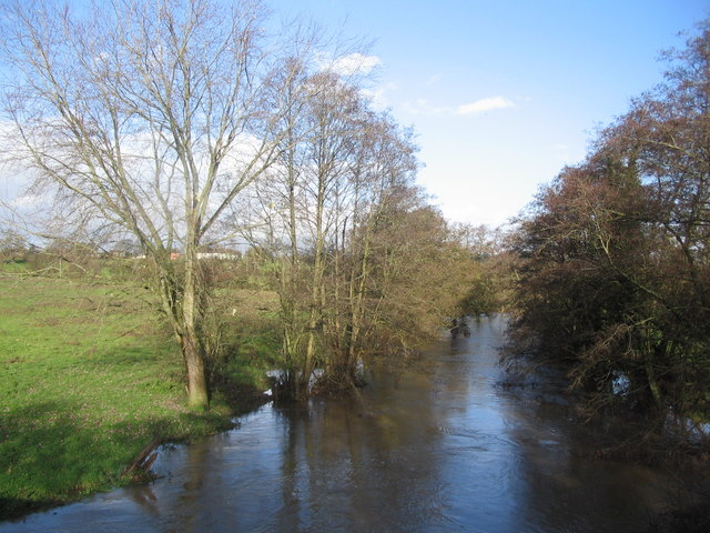 River Frome near Woolverton