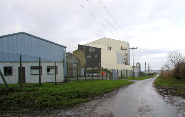 Fridaythorpe Factory