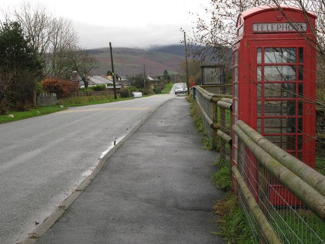 Rural Red Kiosk.