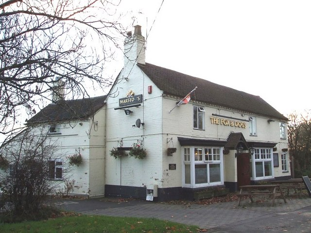 The Fox & Dogs at Warton