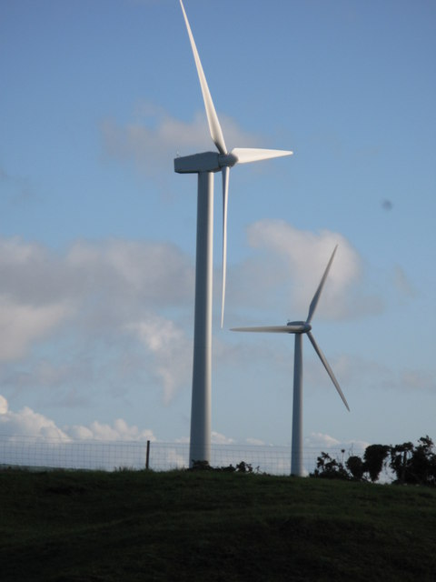 Haverigg Windfarm.