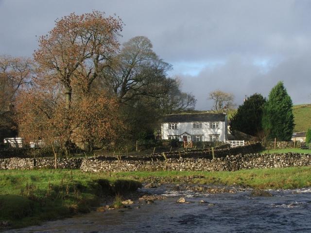 Farmhouse at Beckermonds.