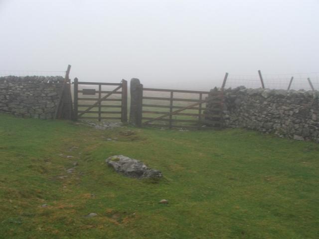 Horse Head Gate.