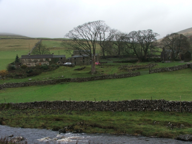 Deep Dale in Langstrothdale.