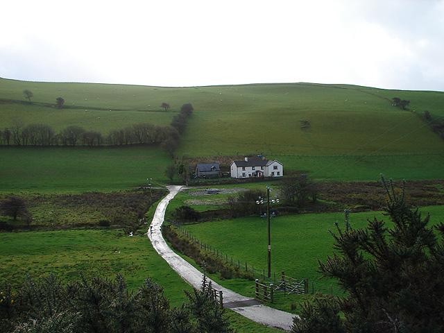 Cae-cwtta Farm