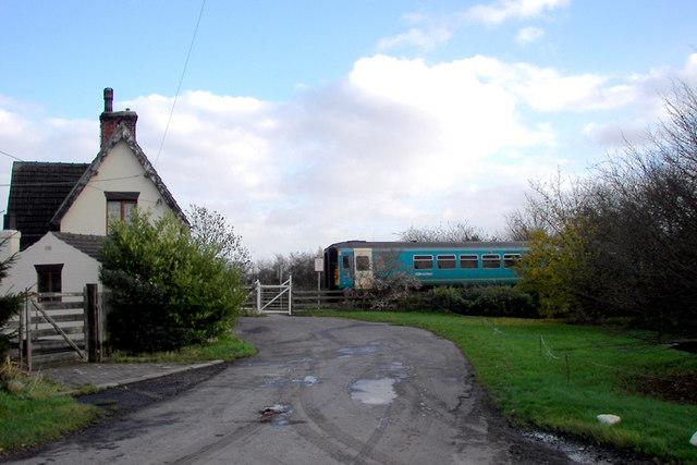 Gatehouse Road Crossing