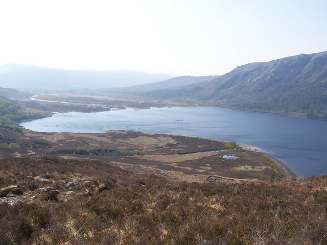 Southern end of Loch Maree