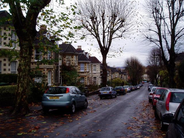 Limerick Road, Redland, Bristol