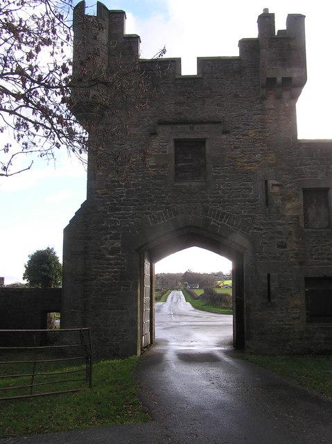 South Lodge : Witton Castle