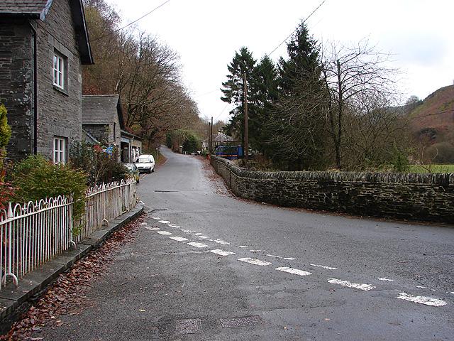 Pont Rhyd-y-groes