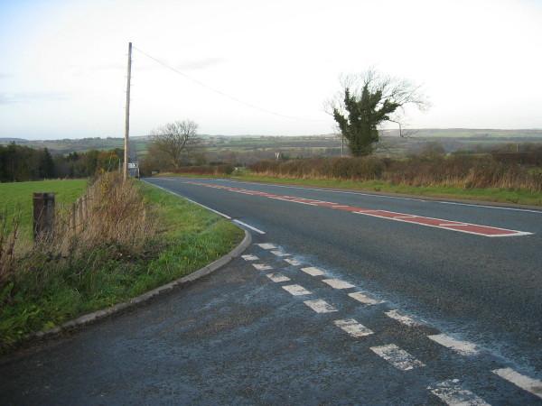 A697 near Weldon Bridge