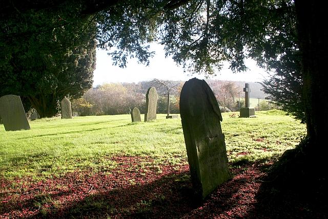 Coddington Churchyard