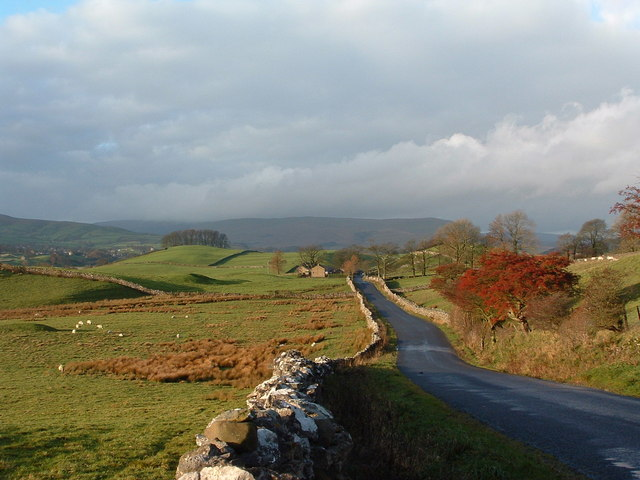 Browna Paddocks, Low Abbotside, Wensleydale
