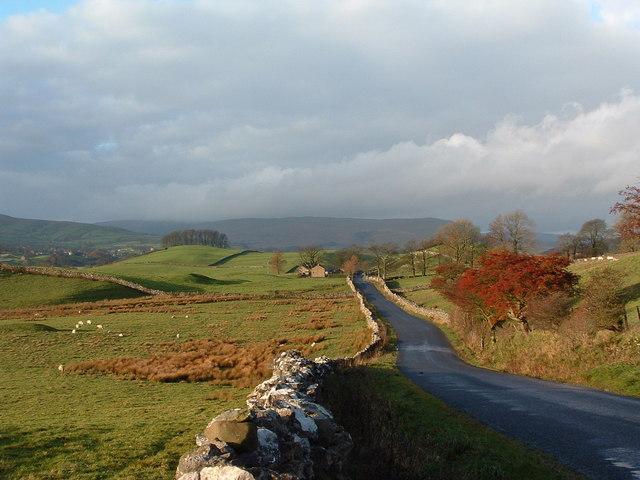 Browna Paddocks, Low Abbotside, Wensleydale