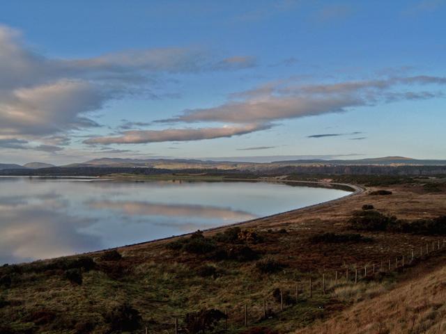 Across the Bay from near Ard na Cailc