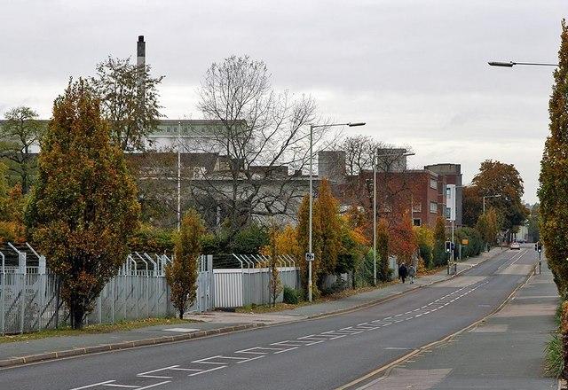 Broadwater Road A1000 Welwyn Garden City