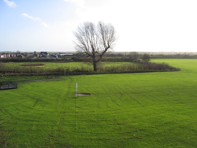Playing Fields at Saltney Community Centre