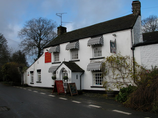 The George, St Briavels