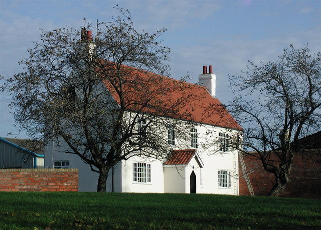 Red Hall Farm, Winestead