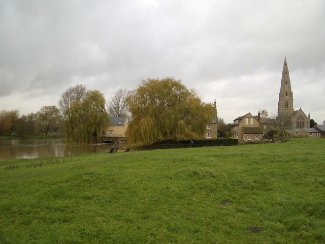 The Old Mill at Olney