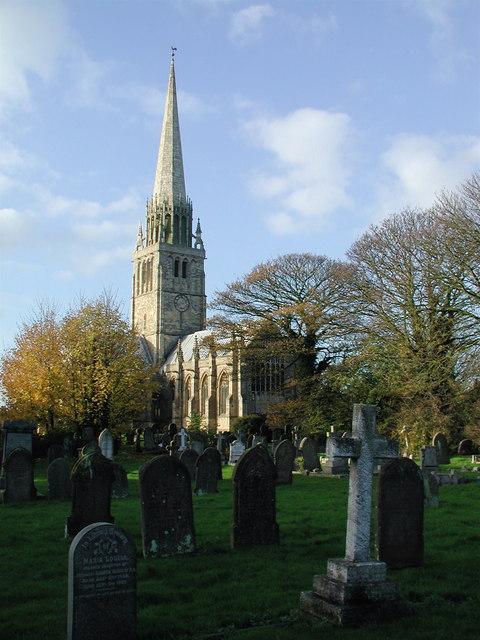 St. Patrick's Church, Patrington