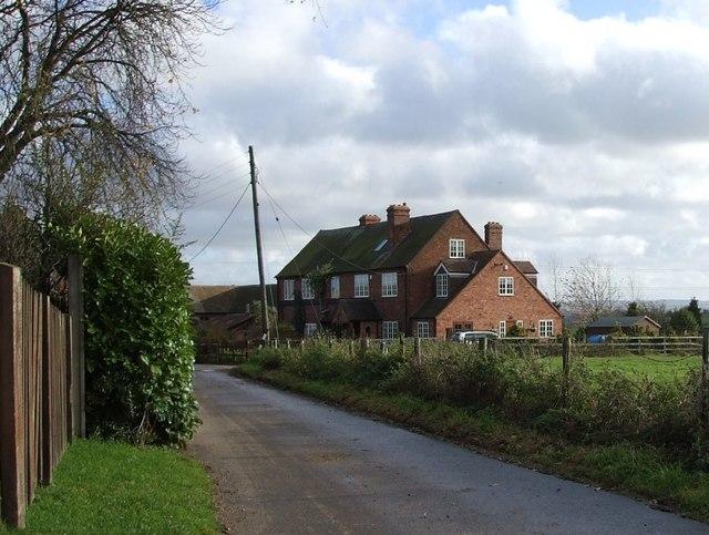Shirrall Hall Farm