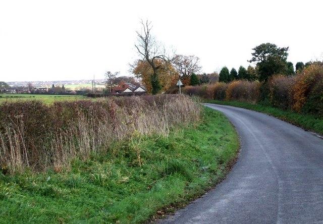 Portleys Lane, Drayton Bassett