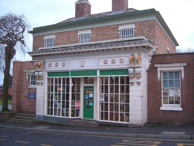 Madeley High Street Shop