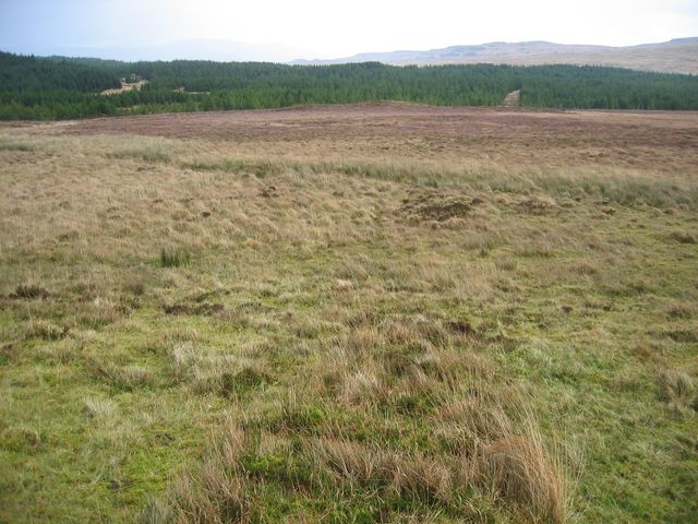 Moorland by the Lon Dubh